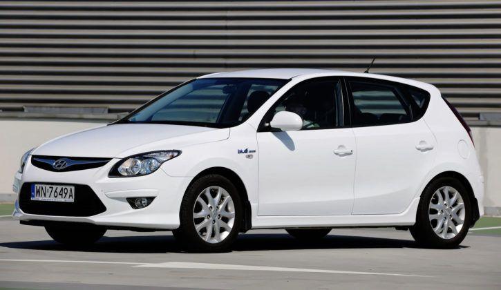 Hyundai Kia 1.6 CRDi - Hyundai i30 I
