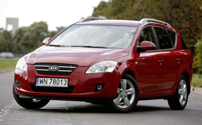 Hyundai Kia 1.6 CRDi - Kia Cee'd I