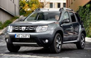 Miejsce 1 - Dacia Duster