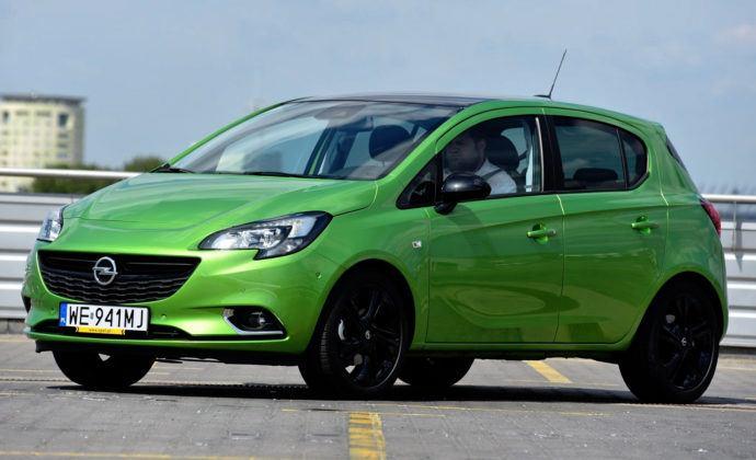 Miejsce 16 - Opel Corsa