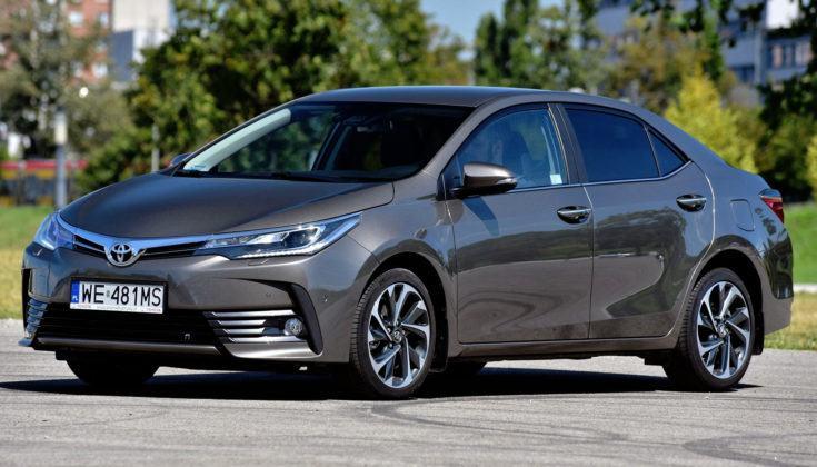 Miejsce 18 - Toyota Corolla