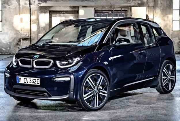 Miejsce 2 - BMW i3