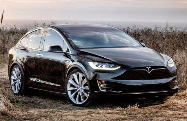 Miejsce 5 - Tesla Model X