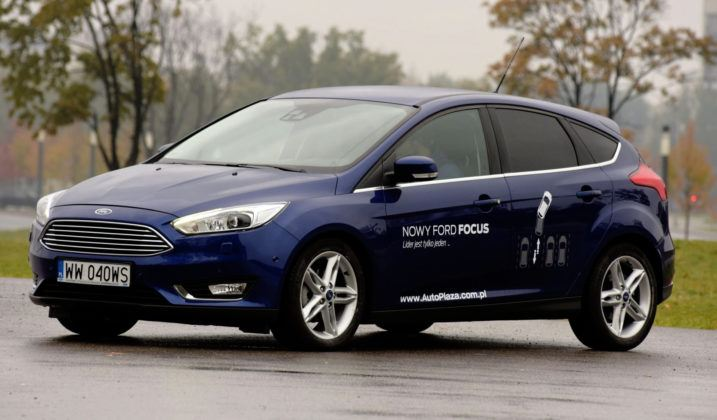 Miejsce 6 - Ford Focus