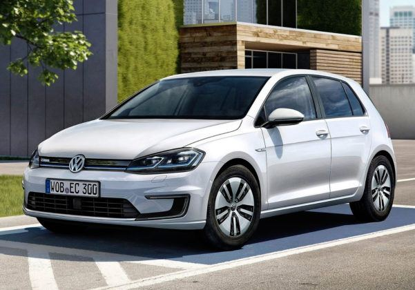 Miejsce 6 - Volkswagen e-Golf