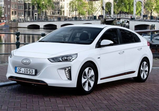 Miejsce 7 - Hyundai Ioniq electric