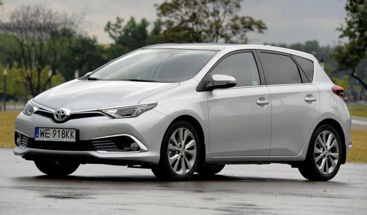 Miejsce 7 - Toyota Auris