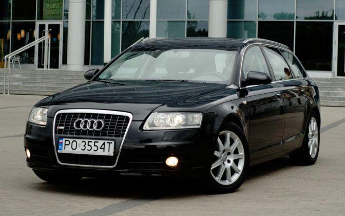 Najgorszy - Audi A6 C6
