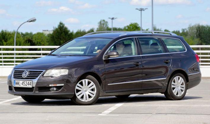 Najgorszy - Volkswagen Passat B6