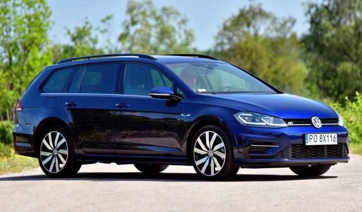 Niemcy - 4 - Volkswagen Golf