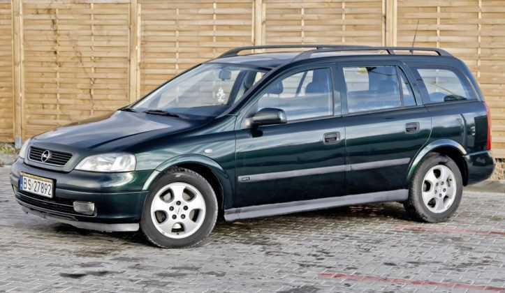 Opel 1.7 DTI CDTI - Opel Astra II