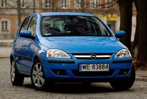 Opel 1.7 DTI CDTI - Opel Corsa C