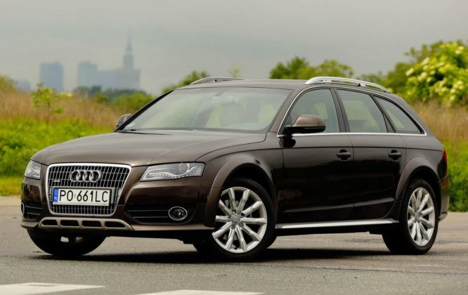 Polecany - Audi A4 B8
