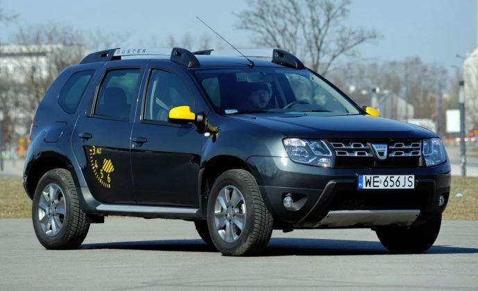 Rumunia - 10 - Dacia Duster