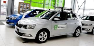 Sprzedaż aut w Polsce w 2017 roku