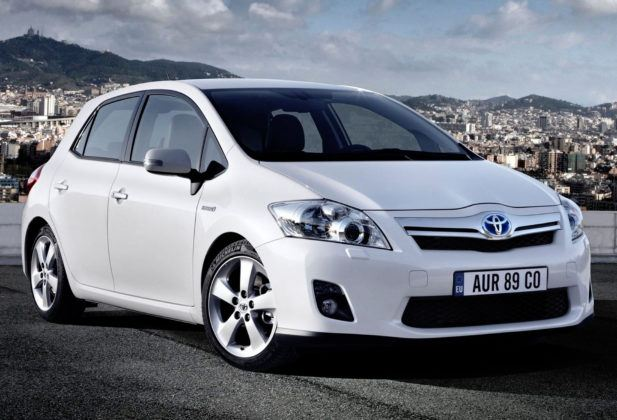 Toyota Auris I Hybrid