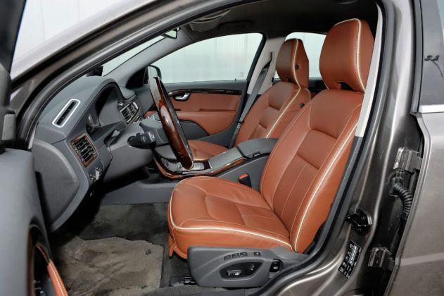 Volvo S80 II - fotel kierowcy