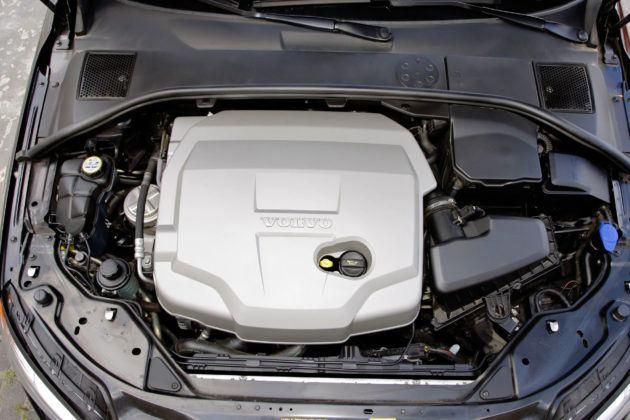 Volvo S80 II -silnik