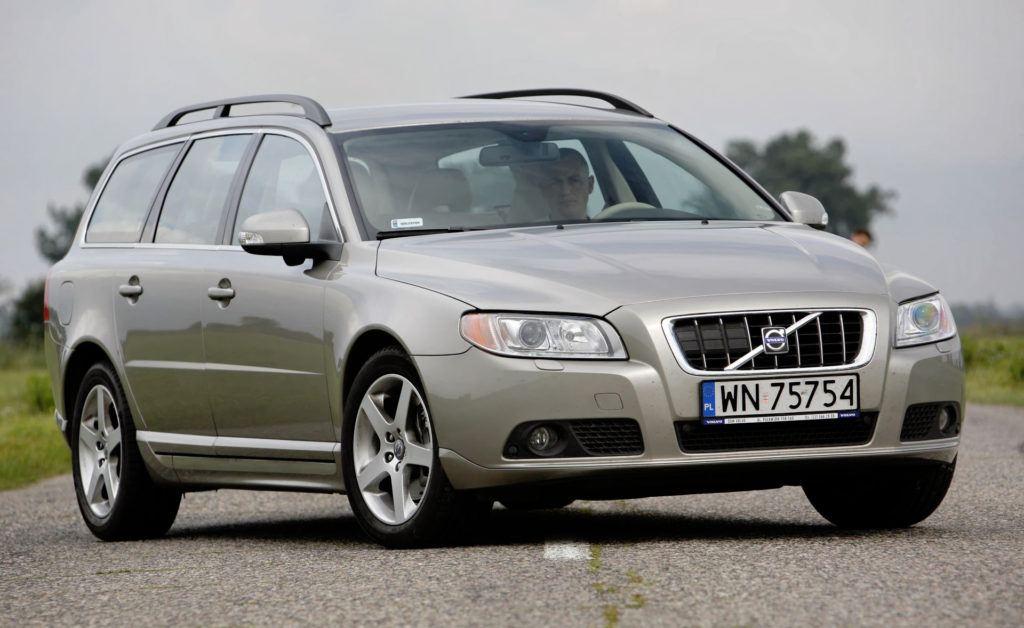 Używane Volvo V70 III - opinie