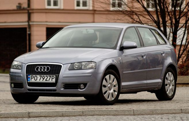 Warunkowo polecany - Audi A3 II