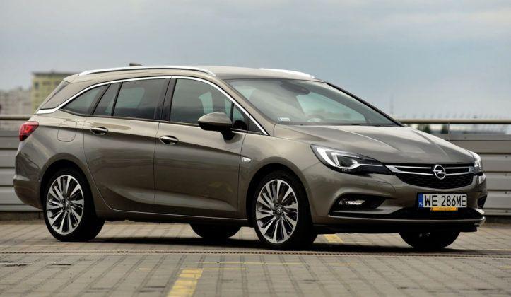 Wielka Brytania - 3 - Opel Astra (Sports Tourer)