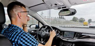 Zmęczenie za kierownicą