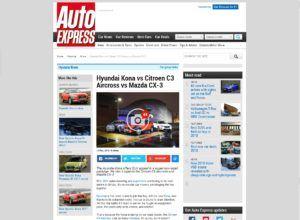 Citroen C3 Aircross - Auto Express