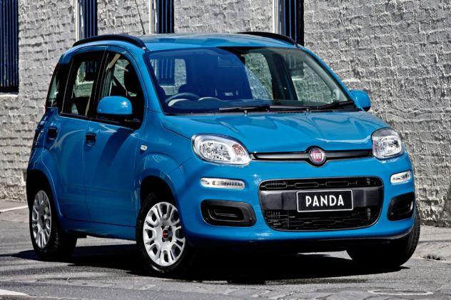 Angola - Fiat Panda