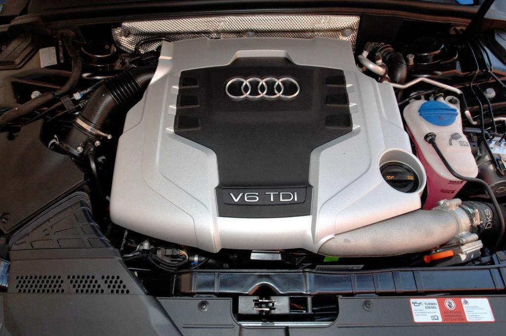 3.0 V6 TDI - poszukiwany silnik w A5.