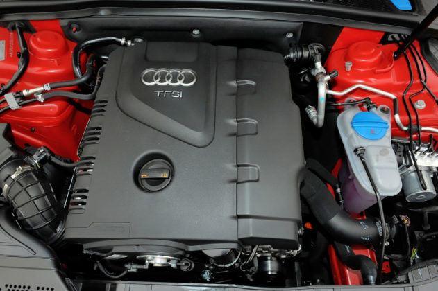 Audi A5 I - silnik