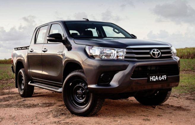 Australia - Toyota Hilux