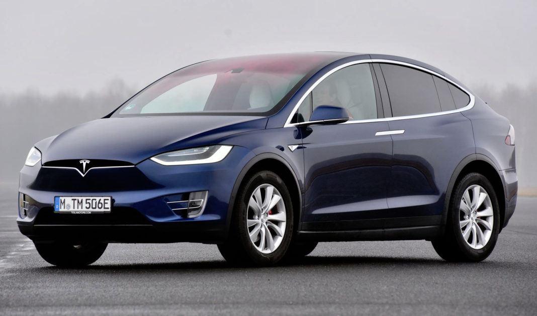 Auta elektryczne - najgorszy - Tesla Model X