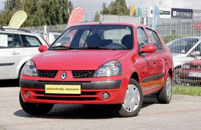 Auta miejskie - najlepszy - Renault Thalia