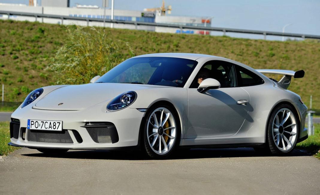 Auta sportowe - najgorszy - Porsche 911 GT3