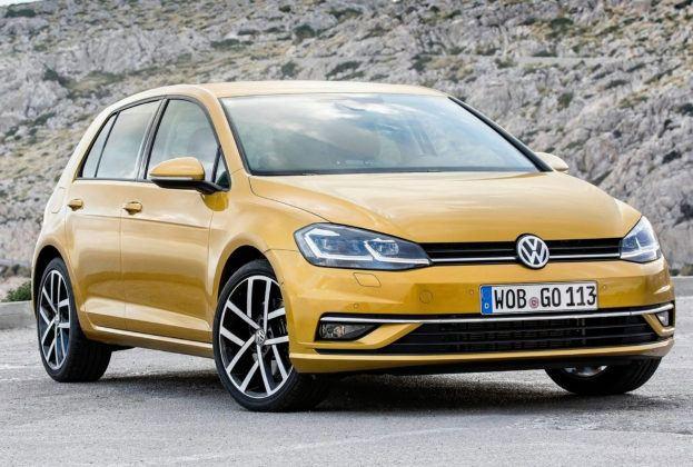Belgia - Volkswagen Golf