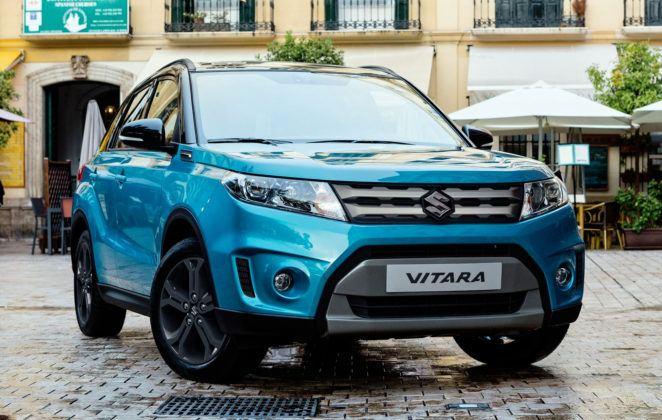 Boliwia - Suzuki Vitara