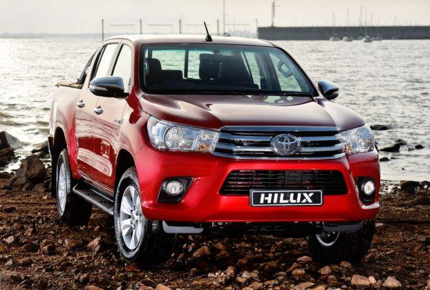 Botswana - Toyota Hilux