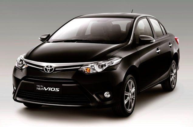 Brunei - Toyota Vios