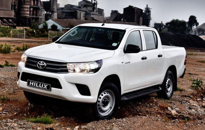 Burkina Faso - Toyota Hilux