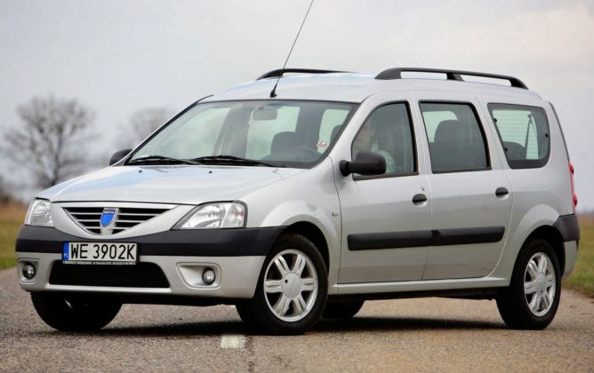 Dacia Logan 1.5 dCi