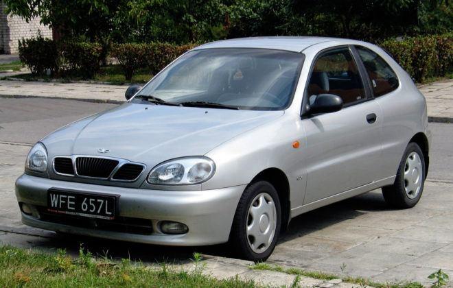 Lanos - najlepiej zabezpieczony przed rdzą model Daewoo.