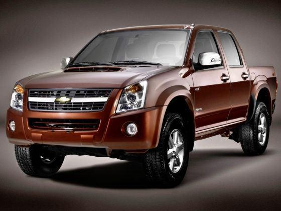 Ekwador - Chevrolet D-Max