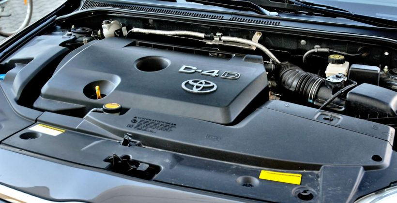 Silnik Toyota D-4D