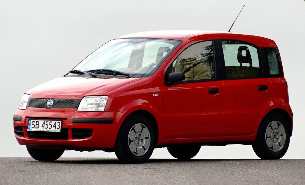 Fiat 1.3 MultiJet - Fiat Panda II
