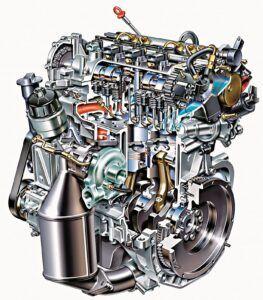 Fiat 1.3 MultiJet - silnik