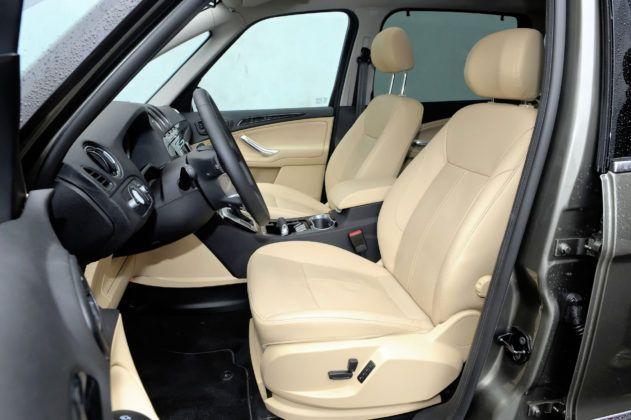 Ford Galaxy II - fotel kierowcy