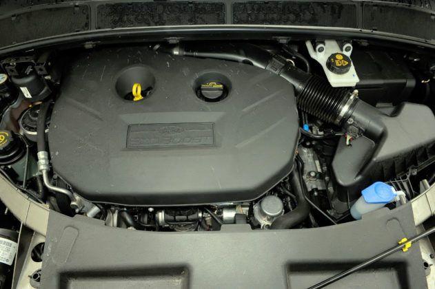 Ford Galaxy II - silnik