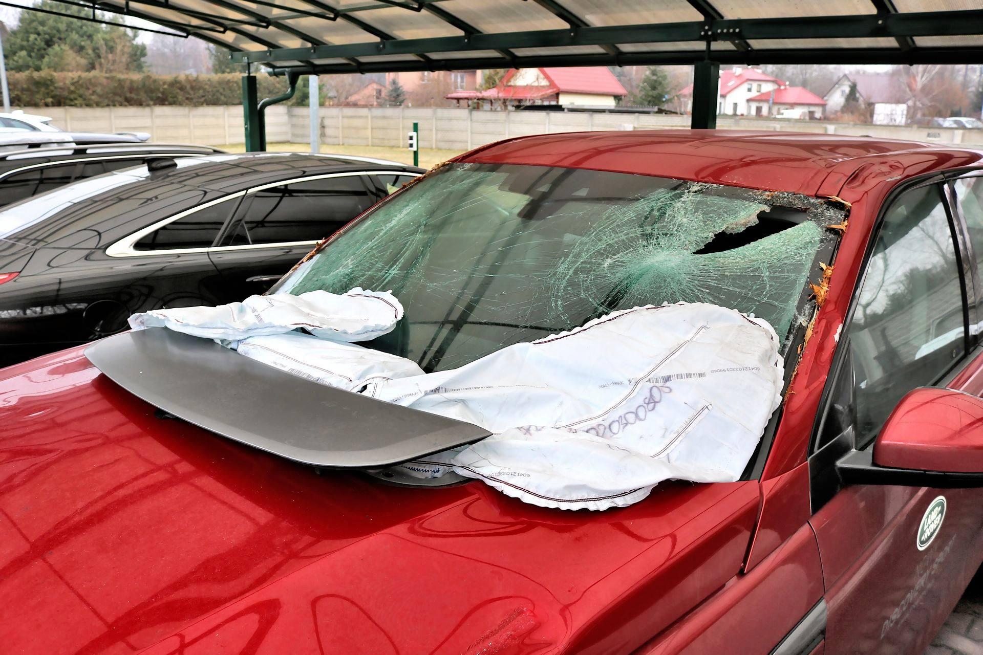 Samochody Powypadkowe Których Się Wystrzegać Strona 2