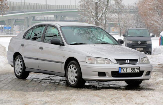 Honda Accord VI - przód