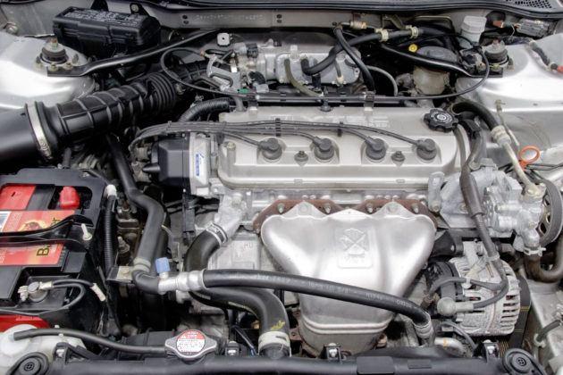 Honda Accord VI - silnik